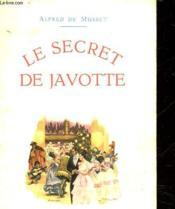 Le Secret De Javotte - Couverture - Format classique