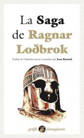 La saga de Ragnarr Lodbrok - Couverture - Format classique