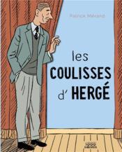 Dans les coulisses d'Hergé - Couverture - Format classique