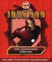 Iron Man ; un nouveau héros - Intérieur - Format classique