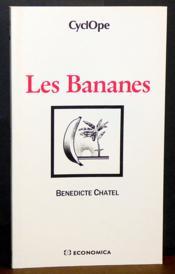 Les bananes - Couverture - Format classique