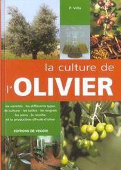 Culture De L'Olivier (La) - Intérieur - Format classique