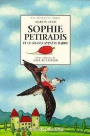 Sophie petiradis et le grand gypaete barbu - Couverture - Format classique
