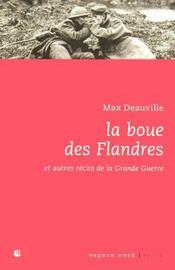Boue Des Flandres - Intérieur - Format classique