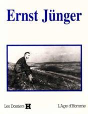 Ernst Junger - Couverture - Format classique