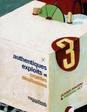 Authentiques exploits et cruelles désillusions - Intérieur - Format classique