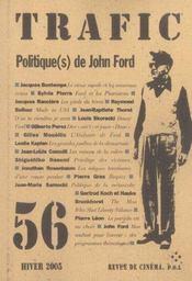 Revue Trafic N.56 - Intérieur - Format classique