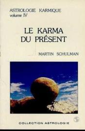 Karma du present - t. 4 - Couverture - Format classique