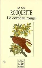 Le corbeau rouge - Couverture - Format classique