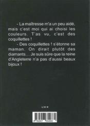 Le collier de coquillettes - 4ème de couverture - Format classique