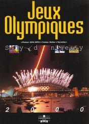 Jeux olympiques 2000 - Intérieur - Format classique