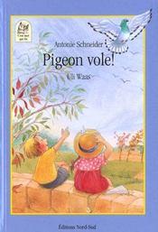 Pigeon vole - Intérieur - Format classique