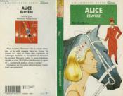 Alice Ecuyere - Couverture - Format classique