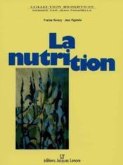 La nutrition - Couverture - Format classique
