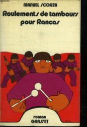 Roulements De Tambours Pour Rancas. - Couverture - Format classique