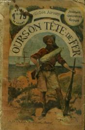 Ourson Tete De Fer. Collection Le Livre Populaire N° 39. - Couverture - Format classique