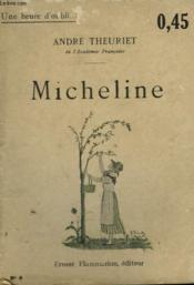 Micheline. Collection : Une Heure D'Oubli N° 6 - Couverture - Format classique