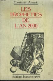 Les Propheties De L'An 2000. - Couverture - Format classique