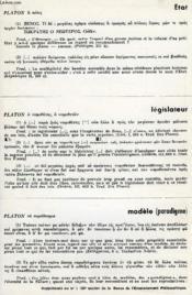 Sans Titre (Notions De Philosophie) - Couverture - Format classique