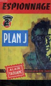 Plan J - Couverture - Format classique