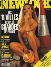Newlook N° 106 - Les 11 Villes Les Plus Chaudes De France - Oddshore, La France En Pale-Position - S.O.S. France - Nicholson - Rod Stewart... - Couverture - Format classique