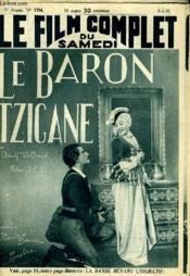 Le Film Complet Du Samedi N° 1754 - 15e Annee - Le Baron Tzigane - Couverture - Format classique