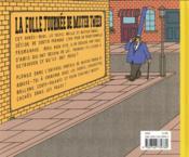 La folle journée de Mr. Tweed - 4ème de couverture - Format classique