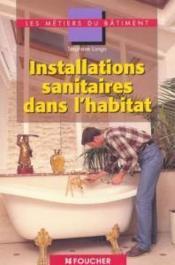 Installations sanitaires dans l'habitat - Couverture - Format classique
