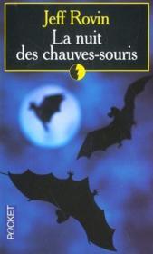 La Nuit Des Chauves Souris - Couverture - Format classique