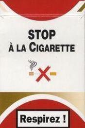 Cartes stop à la cigarette - 4ème de couverture - Format classique