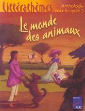 Le Monde Des Animaux - Intérieur - Format classique