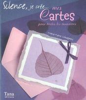 Mes Cartes Pour Toutes Les Occasions - Intérieur - Format classique