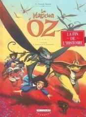 Le magicien d'Oz t.3 - Intérieur - Format classique