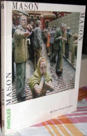 RAYMOND MASON. Catalogue d'exposition - Couverture - Format classique