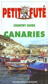 Canaries 2000, Le Petit Fute (Edition 2) - Intérieur - Format classique