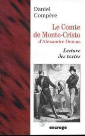 Comte De Monte Cristo (Lecture) (Le) - Couverture - Format classique