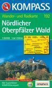 Nordl. Oberpfalzer wald - Couverture - Format classique