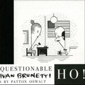 Ho ! - Couverture - Format classique
