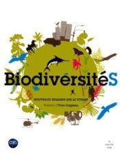 Biodiversités - Couverture - Format classique