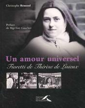Un amour universel - Intérieur - Format classique