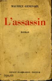 L'Assassin. - Couverture - Format classique