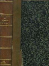Hommes Et Dieux. Etudes D'Histoire Et De Litterature - Couverture - Format classique