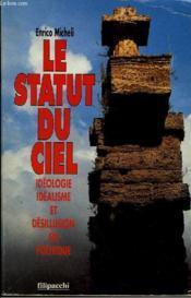 Le Statut Du Ciel - Couverture - Format classique