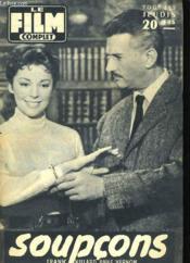 Film Complet N° 607 - Soupcons - Couverture - Format classique