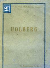 Ludvig Holberg - Couverture - Format classique