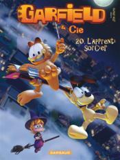 Garfield et cie t.20 ; l'apprenti sorcier - Couverture - Format classique