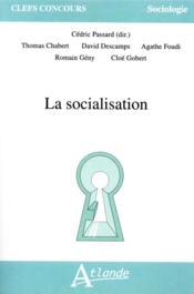 La socialisation - Couverture - Format classique