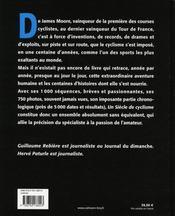 Un Siecle De Cyclisme (Edition 2007) - 4ème de couverture - Format classique