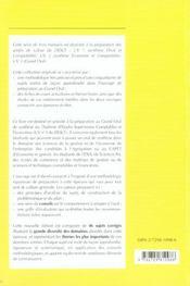 Preparation Au Grand Oral Descf Uv3 2e Edition 46 Sujets Corriges - 4ème de couverture - Format classique