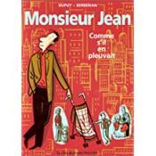 Monsieur Jean t.5 ; comme s'il en pleuvait - Intérieur - Format classique